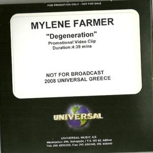 DVD Promo Grèce