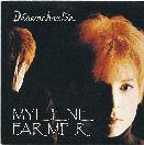 Mylène Farmer Désenchantée 45 Tours France Label Gravé