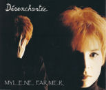 Single Désenchantée (1991) - CD Maxi France