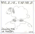 Mylène Farmer Dessine-moi un mouton Live CD Promo France