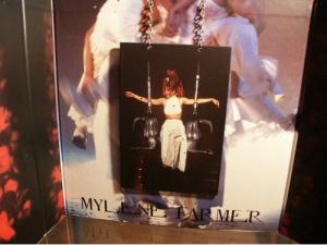 Mylène Farmer Dessine-moi un mouton Live CD Promo Luxe France