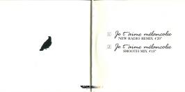 Mylène Farmer & je-t-aime-melancolie_cd-promo-france