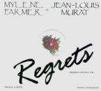 Mylène Farmer & mylene-farmer_jean-louis-murat_regrets_maxi-45-tours-promo-france