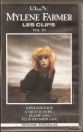Mylène Farmer Les Clips Vol 3 VHS France Premier Pressage