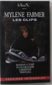Les clips - VHS Europe Premier Pressage