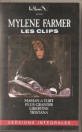 Mylène Farmer Les Clips VHS Europe Second Pressage