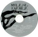 Mylène Farmer Les mots Double CD Argentine