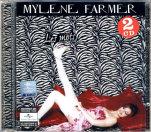 Mylène Farmer Album Les mots Double CD Russie 2007