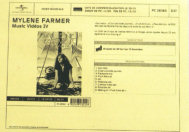 Mylène Farmer Music Videos IV Bon de précommande France