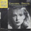 Mylène Farmer & my-mum-is-wrong_45-tours-france