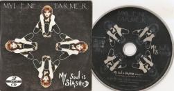 Mylène Farmer & my-soul-is-slashed_cd-single-europe