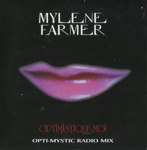 CD Promo Opti-Mystic Radio Mix