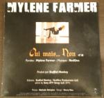 Mylène Farmer Oui mais... Non DVD Promo