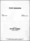 Mylène Farmer Plus Grandir Partition Editions Girafe