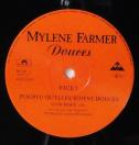 Mylène Farmer & Mylène Farmer Pourvu qu'elles soient douces Maxi 45 Tours Europe