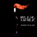 Mylène Farmer Souviens-toi du jour CD Promo France