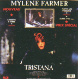 Tristana - Cassette Single France