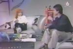 Mylène Farmer - Clip Dédicace - M6 - 08 octobre 1988