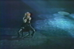 Mylène Farmer Les Oscars de la mode TF1 21 octobre1987