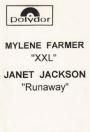 Mylène Farmer XXL Cassette Promo France