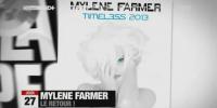 Mylène Farmer 50 minutes inside TF1 29 septembre 2012