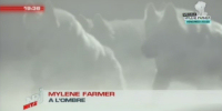 Mylène Farmer - Vidéos 2012 - Première diffusion TV du clip À l'ombre