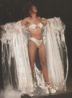 Mylène Farmer Tour 1996 Costume Paco Rabanne