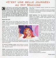 Publié dans Mylène Farmer Magazine N°24