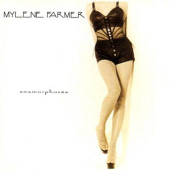 Mylène Farmer Anamorphosée CD Ukraine 1er Pressage