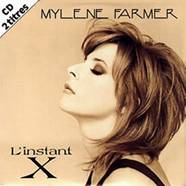 Mylène Farmer L'instant X CD single