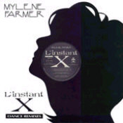 Mylène Farmer L'instant X Maxi 33 tours