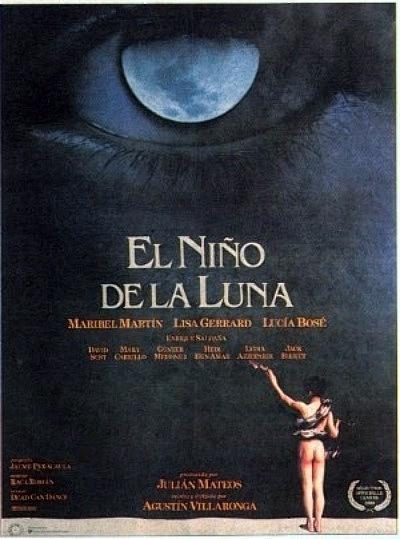 Agustin Villaronga El nino de la luna