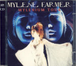 Mylène Farmer Mylenium Tour Double CD Europe Premier Pressage