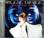Mylène Farmer Mylenium Tour Double CD Europe Second Pressage