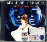Mylène Farmer Mylenium Tour Double CD Russie Premier Pressage