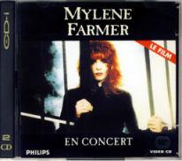 Mylène Farmer En Concert CDI France Premier Pressage