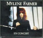 Mylène Farmer En Concert Double CD France Premier Pressage