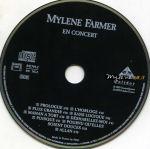 Mylène Farmer En concert Double CD France
