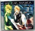 Mylène Farmer Live à Bercy Double CD France Troisième Pressage