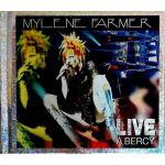 Mylène Farmer Live à Bercy Double CD Livre Disque Canada Premier Pressage