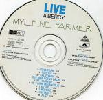 Mylène Farmer Live à Bercy Double CD Livre Disque France Premier Pressage