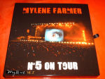 Mylène Farmer N°5 on Tour Collector