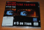 Mylène Farmer N°5 on Tour Double CD Russie