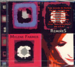 Mylène Farmer RemixeS CD France Second Pressage