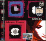 Mylène Farmer RemixeS CD Russie Premier Pressage