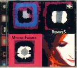 Mylène Farmer RemixeS CD Ukraine