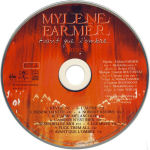 Mylène Farmer Avant que l'ombre... à Bercy Double CD France Premier pressage