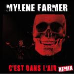 Mylène Farmer C'est dans l'air Remix CD Promo