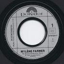Mylène Farmer Désenchantée 45 Tours France
