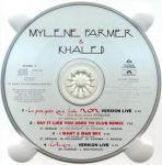 Mylène Farmer La poupée qui fait non CD Maxi Digipak France